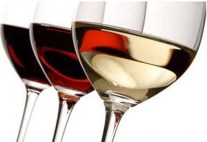 Ružové sfarbenie bielych vín